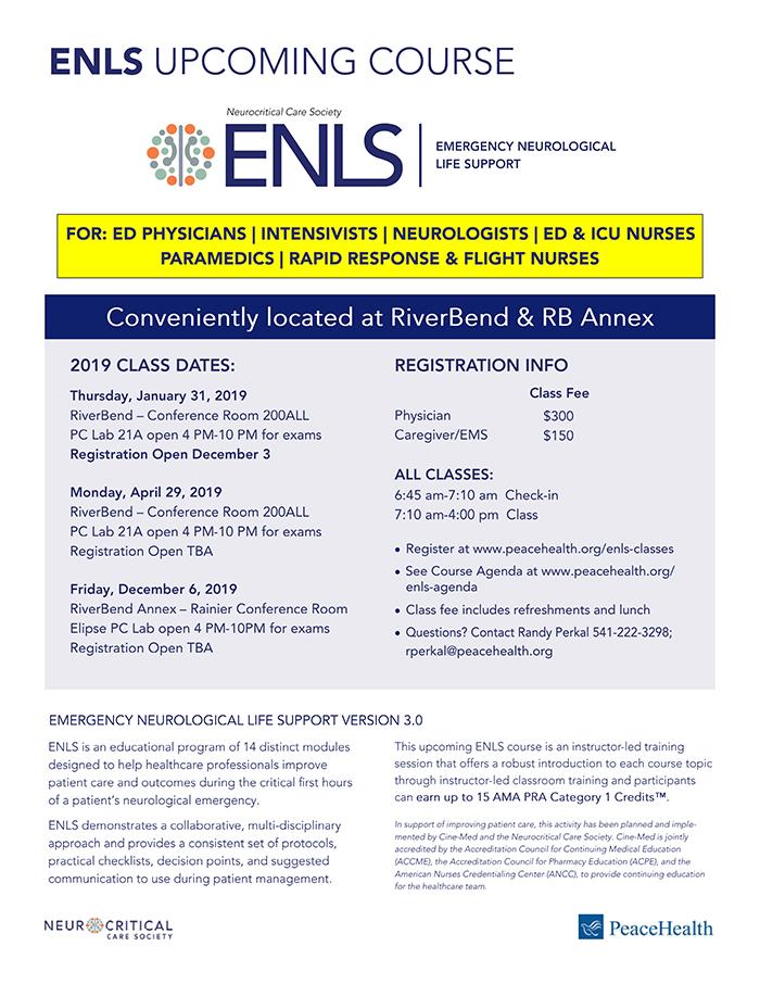 ENLS Course